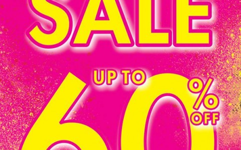 La Senza Semi Annual Clearance Sale July 2014