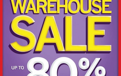 National Book Store Warehouse Sale @ NBS E. Rodriguez July - August 2014