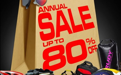 Rudy Project Annual Sale @ PSE Building July 2014