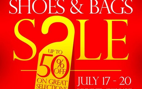 Shoes & Bags Sale @ SM Southmall July 2014