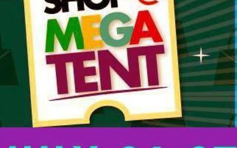 Shop @ Megatent July 2014