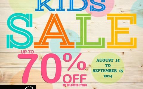Collezione C2 Kids Sale August - September 2014
