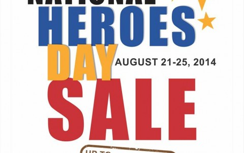 Handyman National Heroes Day Sale August 2014