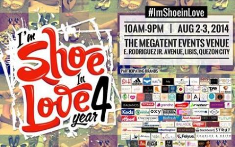 I'm Shoe In Love Bazaar 4 @ MegaTent Events Venue August 2014