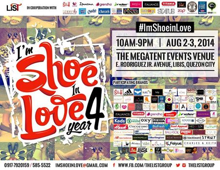 I'm Shoe In Love Bazaar 4 @ MegaTent Events Venue August 2014