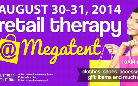 Shop @ Megatent August 2014