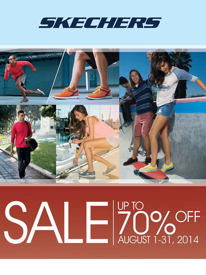 Skechers Sale August 2014