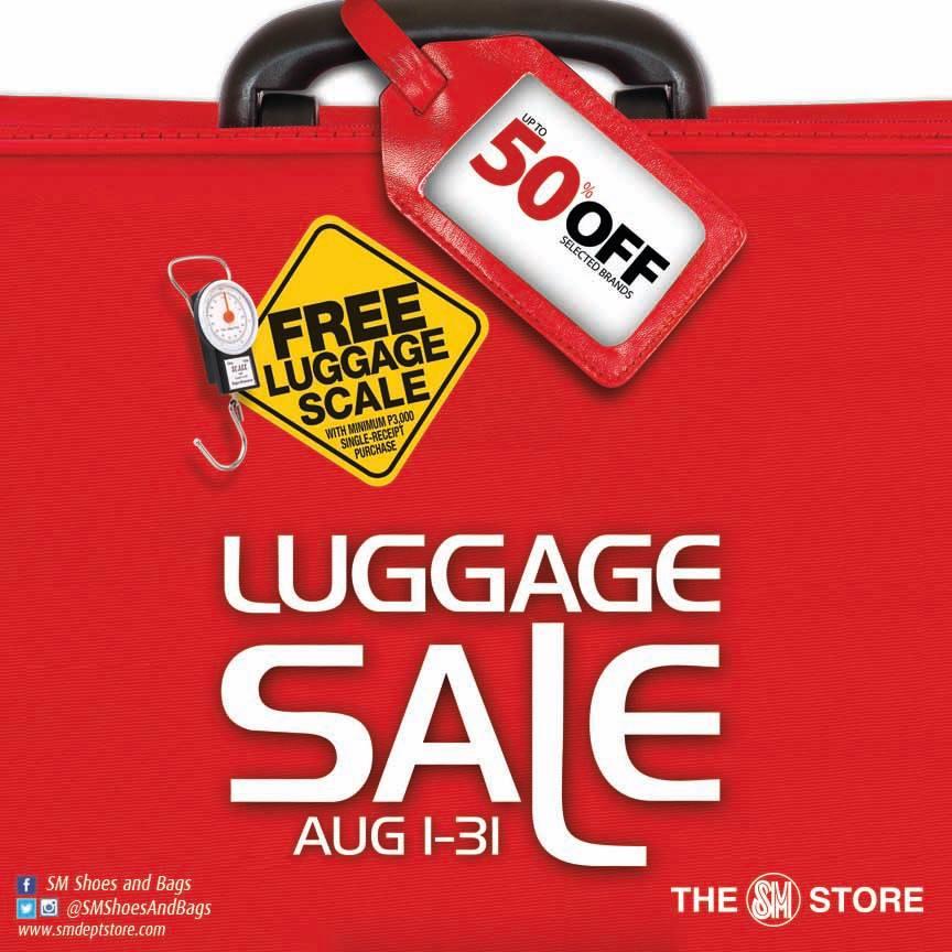 Luggage sale | Manila On Sale