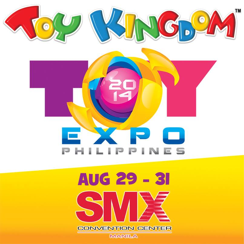 Toy Kingdom Toy Expo @ SMX Mall of Asia August 2014