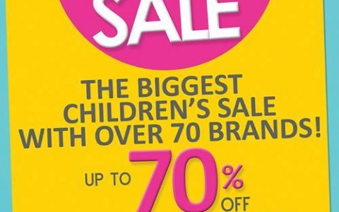 Kids Brands Sale @ SM Megatrade Hall September 2014