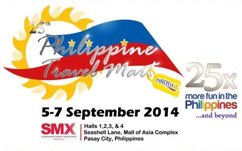 Philippine Travel Mart @ SMX Mall of Asia September 2014