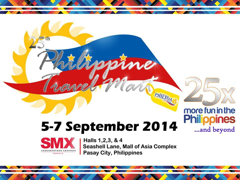 Philippine Travel Mart @ SMX Mall of Asia September 2014