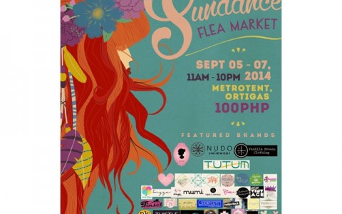 The Manila Sundance Flea Market @ Metrotent, Ortigas September 2014