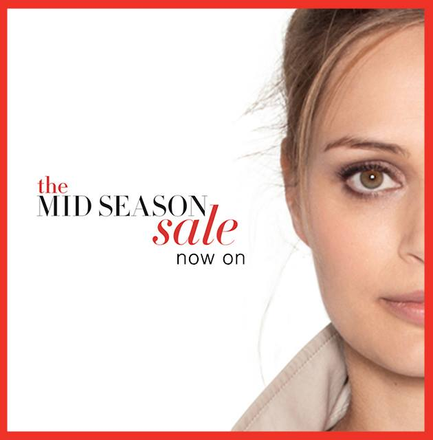 Marks & Spencer Mid-Season Sale October - November 2014