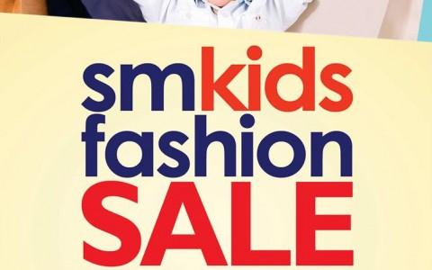 SM Kids Fashion Sale October - November 2014