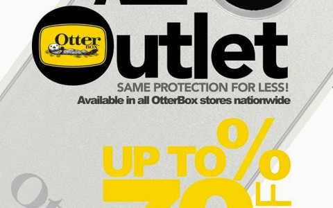 otterbox all out sale oct 2014 poster