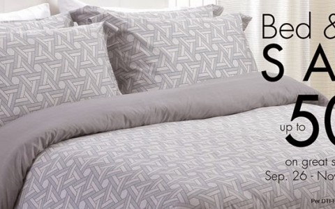 sm home and bath sale oct 2014
