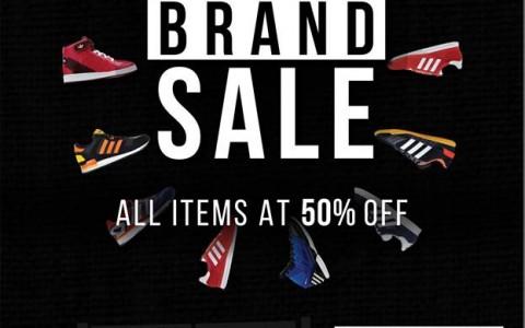 Adidas Brand Sale @ UP Balay Kalinaw November 2014