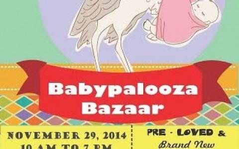 Babypalooza Bazaar @ Ateneo De Manila University November 2014