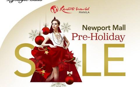 Newport Mall Pre-Holiday Sale November 2014