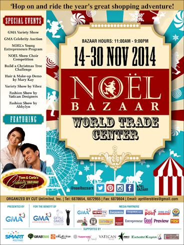 Noel Bazaar @ World Trade Center November 2014