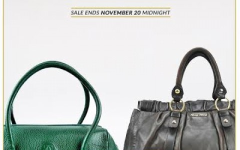 Reloved by AVA The It Bag Sale November 2014