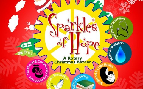 Sparkles of Hope Christmas Bazaar @ Whitespace November 2014