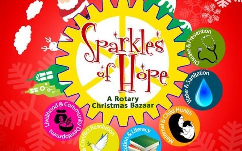 Sparkles of Hope Christmas Bazaar @ Whitespace November 2014
