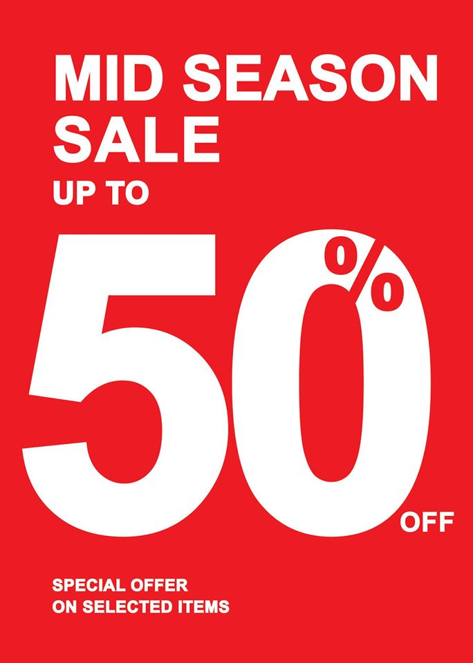 Terranova Mid-Season Sale November 2014