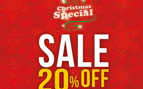 Giordano Christmas Special Sale December 2014