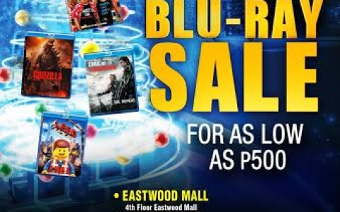 Magnavision Blu-Ray Sale December 2014