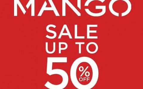 Mango Sale December - January 2015
