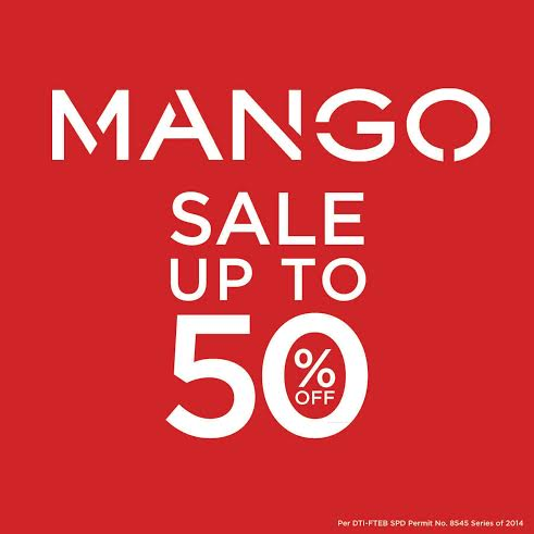 Mango Sale December - January 2015