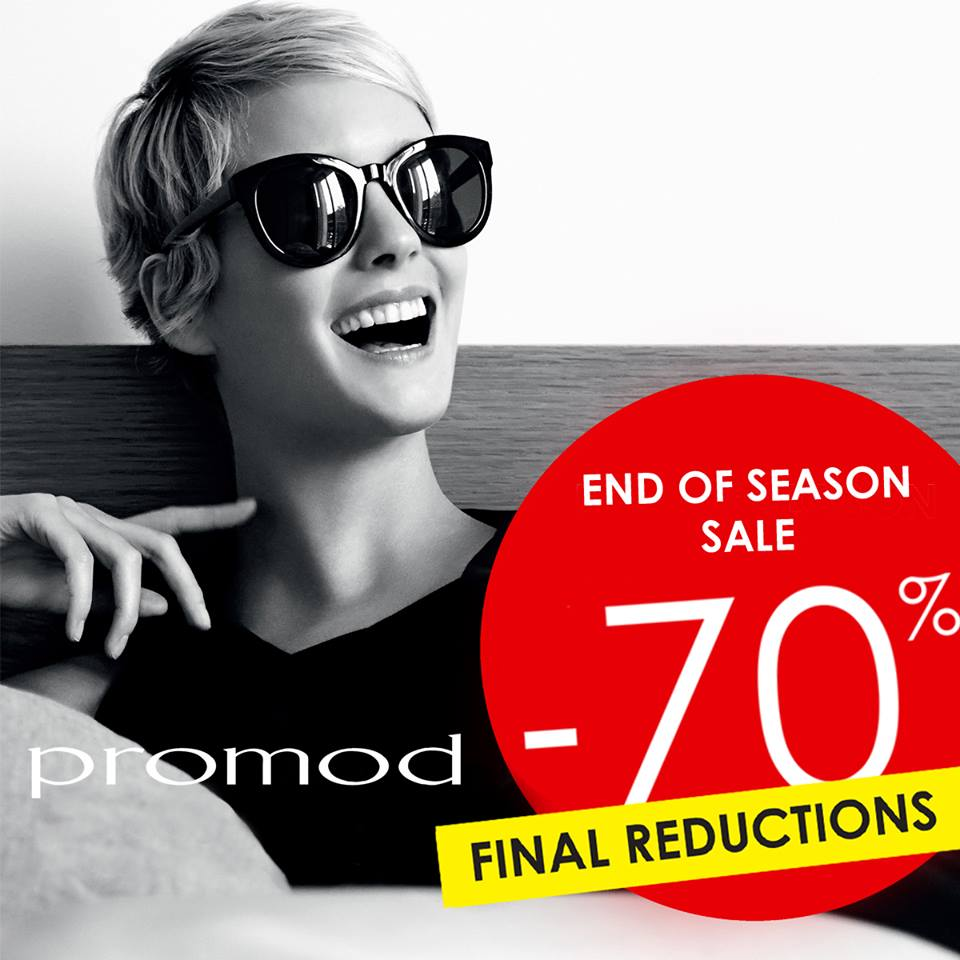 Promod End of Season Sale January 2015