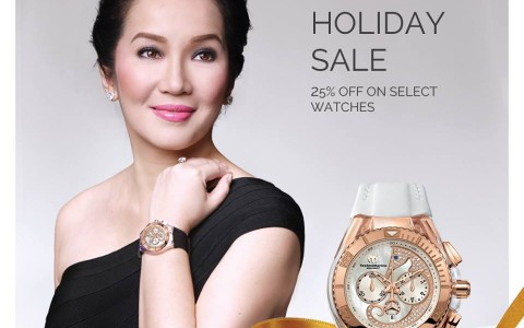 Technomarine Holiday Sale November - December 2014
