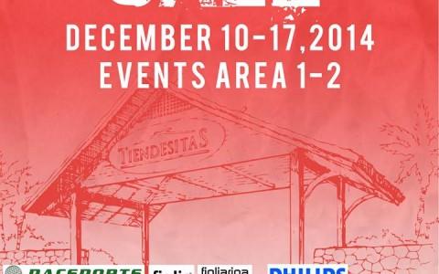 Tiendesitas Outlet Sale December 2014