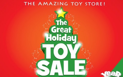 Toy Kingdom The Great Holiday Toy Sale @ SMX Convention Center December 2014