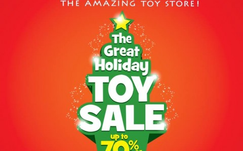 Toy Kingdom The Great Holiday Toy Sale @ Skydome SM City North Edsa December 2014