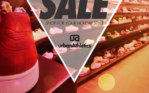 Urban Athletics Sale December 2014