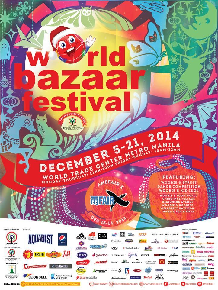 World Bazaar Festival @ World Trade Center December 2014