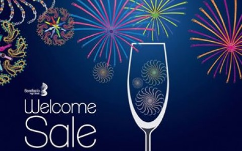 Bonifacio High Street Welcome 2015 Sale January 2015