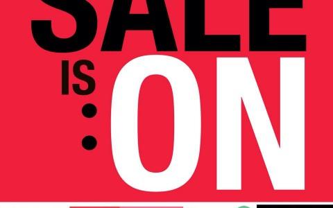 Cotton On End of Season Sale December - January 2015