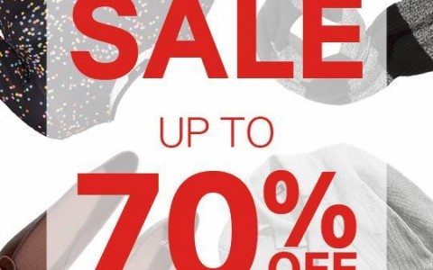 H&M Seasonal Sale - Further Reductions