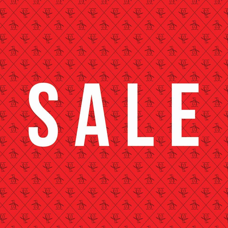 Original Penguin Sale January - February 2015