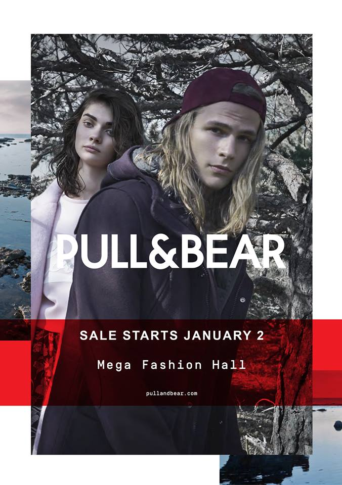 Pull&Bear Fall/Winter Sale January 2015