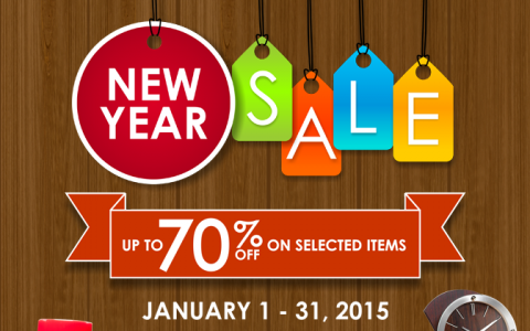 True Value New Year Sale January 2015