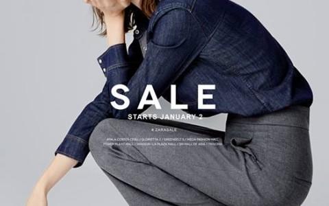 Zara Sale January 2015