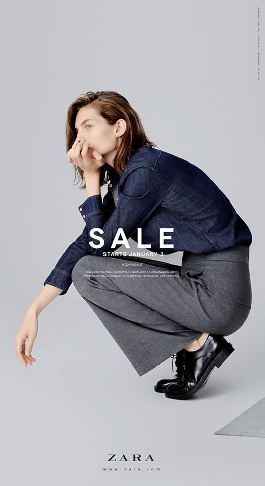 Zara Sale January 2015