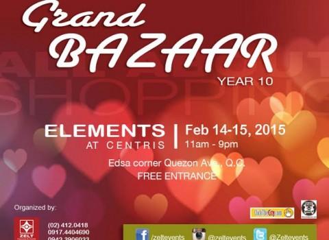 Manila Shopper: Grand Celebrity Bazaar at SM Megatrade ...
