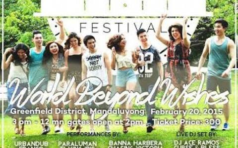 11:11 Music Festival @ Greenfield District February 2015